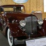 1934 Packard Twelve Dietrich Coupe