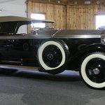 1929 Rolls-Royce Springfield Phantom 1 Tourer