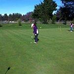 Clases de niños, Club de Golf 7Rios