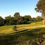 Atardecer en Hoyo 9 Club de Golf 7Rios