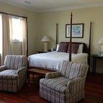 Room 5 at Marsh Harbour Inn
