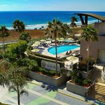 Adult Pool at the Carlsbad Seapointe Resort