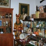 Extensive Collections from Europe and from Locals