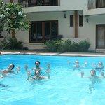 Swimtest for PADI