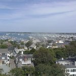 View from Congregational Church, Nantucket