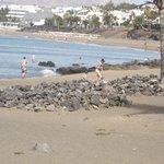 puteo del carmen  beach