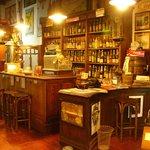 Bar - cafetería funcionando