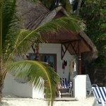 Bangalow plage