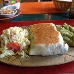 Burrito Dante-very delicious!