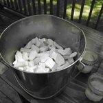 Bucket of Curds