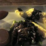 Foie gras and steak