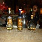 Tequila tasting...yum!