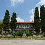 the hotel for employees of the Bulgarian Railway company