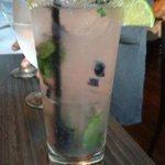Chipotle Blueberry Mojito