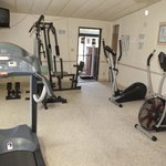 Fitness center open year round