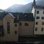 Vista del Ajuntament desde la habitación 312
