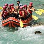 Rafting Soca, Juli 2013