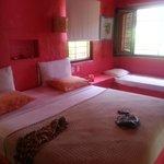 Preciosa y acogedora habitación