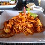 Seafood Spagetthi