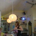 Olives Café, St Ives