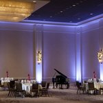Grand Ballroom - 12,000 square foot event room with 22 foot ceiling height