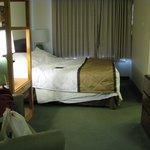 Loads of room - Queen Suite