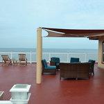 Nirvana rooftop deck