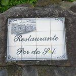 Name outside the restaurant
