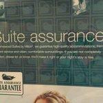 Suite Assurance Gurantee