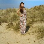 enjoying sun sea and sand @ holkham