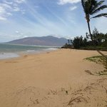 Just a few steps from your door is Kamaole 1, a great Maui beach!