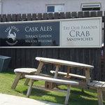 Famous Crab Sandwiches!