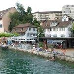 summer has started In Zurich