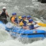 Truckee River White Water Rafting Trip