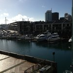 View of Marina Auckland