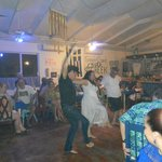the greek dances!