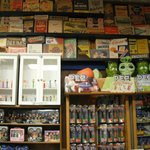 inside Hollywood Candy Store & Antiques