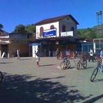 Estação de trens de Paracambi!