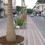 Centro da cidade de Paracambi!