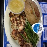 """very peppery """"Montreal"""" pork chops-the best of 5 meals"""