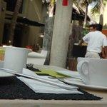 Desayuno en Mosquito BeachClub
