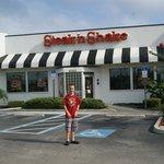 Steak N Shake, Kissimmee, Florida - July 2013