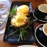 Eggs Benedict... SO Good!!