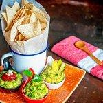 Guacamole & Salsas