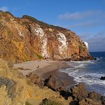 Point Dume secluded beach