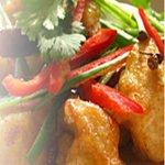 Mandrain Chicken