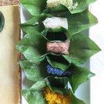 riso in 5 colori e sapori