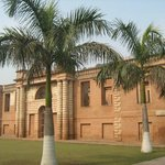 The Kothi with adjoining lawns