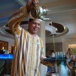 Abdellah, l'empereur du thé à la menthe
