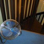 Uno dei ventilatori